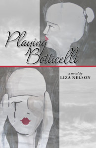 liza nelson playing boticelli book cover